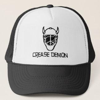 Crease Demon Hat