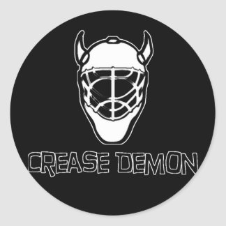 Crease Demon Sticker