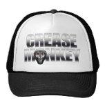 Crease Monkey (Chrome) Hat
