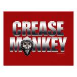 Crease Monkey Invites