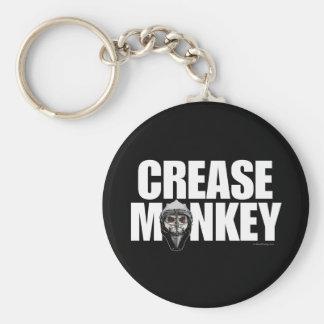 Crease Monkey Keychain