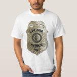 Crease Police (Hockey Goalie) T-Shirt