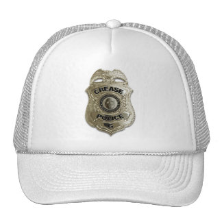 Crease Police Trucker Hat