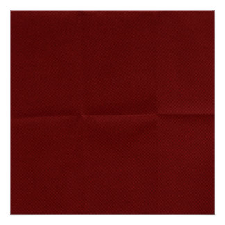 creased red textured background poster
