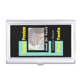 Create A Business Card Holder 4 Rescue