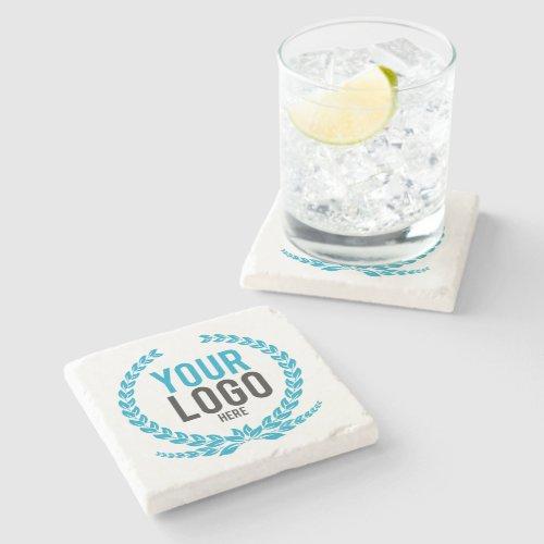 Create A Custom Business Logo Stone Coaster