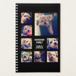 """Create a Custom Photo Collage with 8 Photos Planner<br><div class=""""desc"""">Use your favorite photo or pictures to make a fun keepsake to share with friends.</div>"""