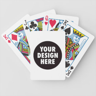 Create a Deck Bicycle Playing Cards