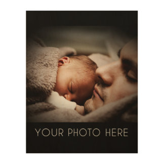 Create A Family Photo Gift Wood Prints