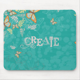 Create:  A Fresh Start Mouse Pad