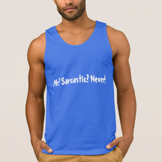 Create A Funny Tank Top