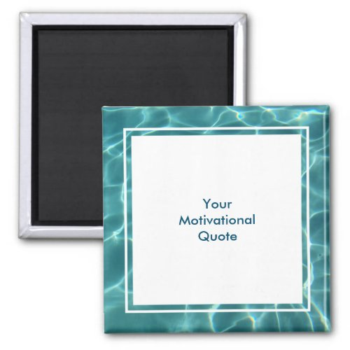 Create A Motivational Quote Photo Magnet