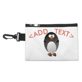 Create a Penguin Golf Accessory Bag