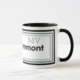 create a personal monogrammed mug