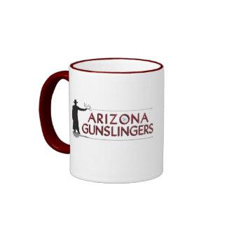 Create a Ringer Mug with Your Club Logo and Alias