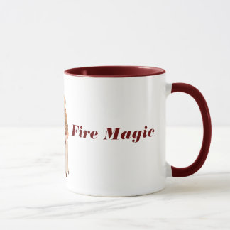 Create a Ringer Mug with Your Club Logo and Alias