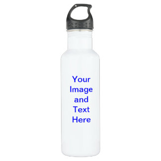 Create A Stainless Steel Water Bottle