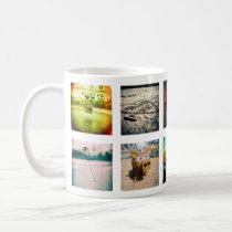 photography, instagram, photo, create your own, personalized, image, funny, cool, hipster, instagram mug, create, your, own, custom, fun, customize, original, your photo, mug, Caneca com design gráfico personalizado