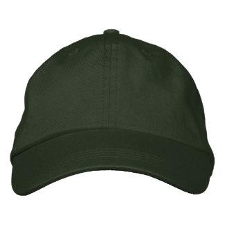 Create Adjustable Embroidered Caps