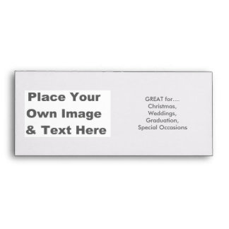 Create An Envelope