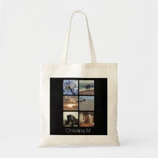 Create an Instagram Photo Tote Bag