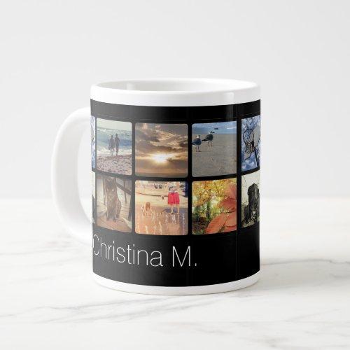 Create an Instagram Photo Giant Coffee Mug