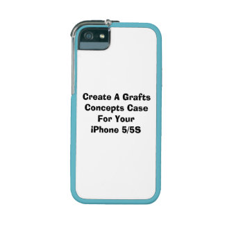 Create An iPhone 5/5S  (Grafts Concepts) iPhone SE/5/5s Cover