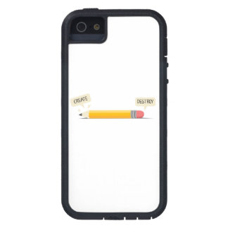 Create and Destroy iPhone 5 / 5S Tough Xtreme iPhone 5 Cases
