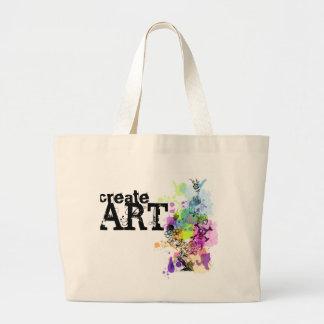 create ART. Bag