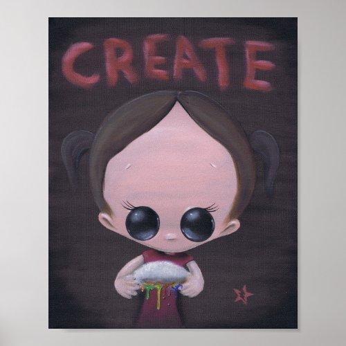 create art print print