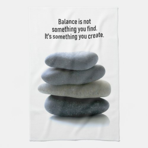Create Balance Kitchen Towel