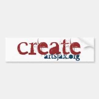 Create Bumpersticker Car Bumper Sticker