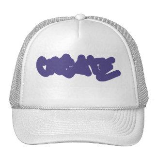 Create Cap Trucker Hat