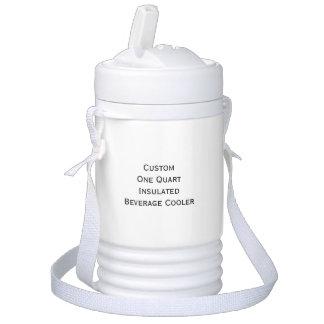 Create Custom 1 Quart Insulated Beverage Cooler