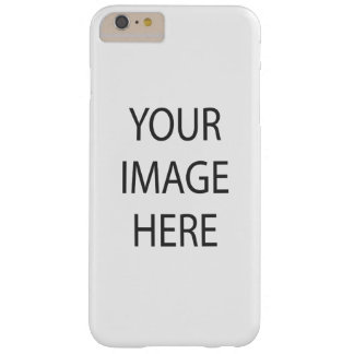 Create Custom Barely There iPhone 6 Plus Case