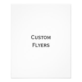 Create Custom Business Promotional Hand-out Flyers
