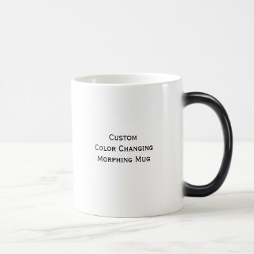iCoolCreate Create Custom Color Changing Hot Beverages Mug