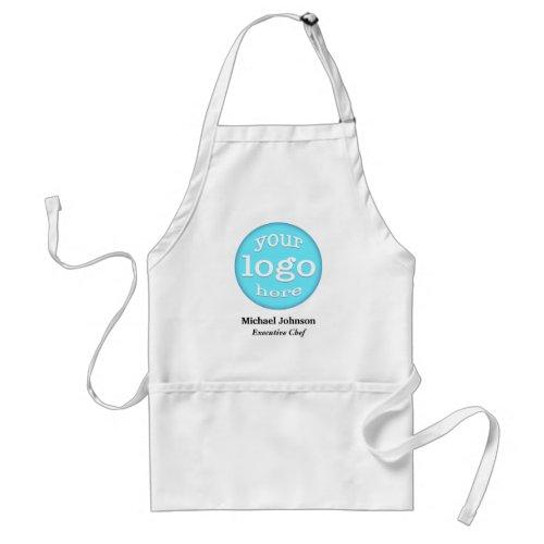 Create Custom Company Logo Employee Staff Uniform Adult Apron