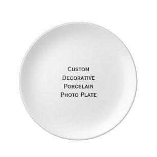 Create Custom Decorative Porcelain Photo Plate  sc 1 st  Zazzle & Decorative Plates | Zazzle