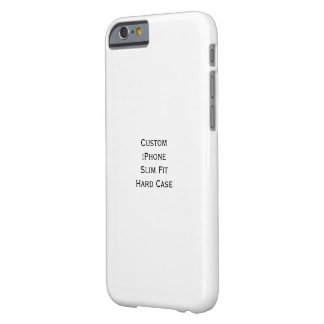 Create Custom iPhone Slim Fit Stylish Hard Case