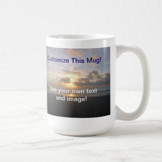 Create Custom Mugs! Classic White Coffee Mug