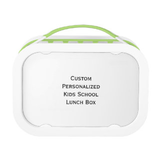 Create Custom Personalized Kids School Lunch Box at Zazzle