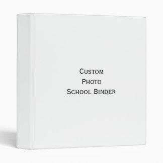 Create Custom Personalized Photo School Binder