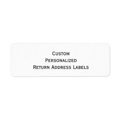 return address labels black chalkboard charm zazzle com