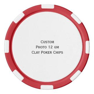 Create Custom Photo Poker Tournament Game Chips