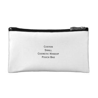 Create Custom Small Cosmetics Makeup Zip Pouch Bag Makeup Bag