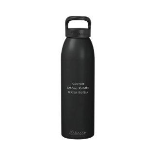 Create Custom Strong Rugged Stylish Water Bottle