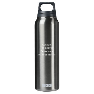 Create Custom Tea Coffee Beverages Thermos Bottle 16 Oz Insulated SIGG Thermos Water Bottle