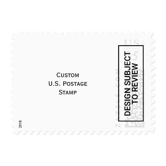 Create Custom USPS Postcard Photo Postage Stamp