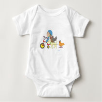 Create Happiness Baby Bodysuit
